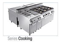 Küchenserien  Küchenserien-Modular - Alles für die Gastronomie